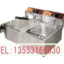 供应双缸电炸炉/炸油条机器/炸鸡柳机器