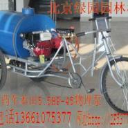 三轮打药车GX160物理泵打药车图片