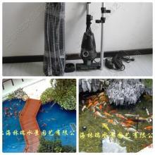 供应怎样清洁花园鱼池锦鲤池吸泥