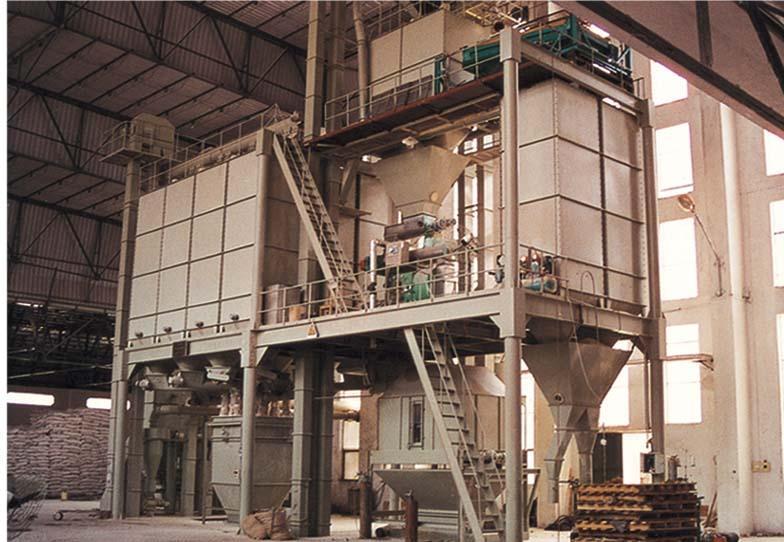 供应饲料加工机械饲料成套设备图片