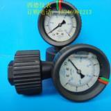 供应过滤机耐酸碱压力表 隔膜式过滤机耐酸碱压力表