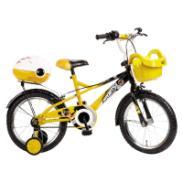 小龙哈彼时尚运动16寸儿童自行车图片