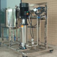 无机膜超滤技术在生化原料药生产中