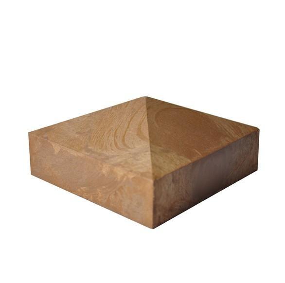 供应山东木塑柱帽批发/最优质的木塑柱帽/木塑柱帽批发