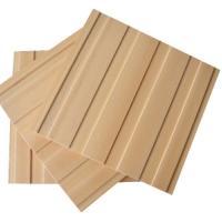 供应泰旭木塑装饰材料室内墙板