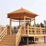 供应谁家的木塑产品最合格/即墨木塑亭