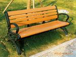 供应青岛木塑休闲椅