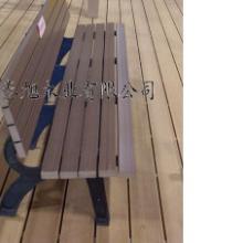 供应青岛哪有户外木塑休闲椅?