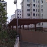 供应青岛木塑户外工程厂家安装