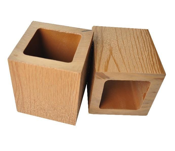 供应最优质的8080塑木方管/城阳塑木批
