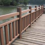 供应山东烟台木塑护栏装饰河道工程-质量最合格的产品供应商