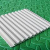 供应青岛PVC木塑波浪板/青岛PVC木塑