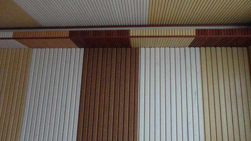 供应山东威海生态木长城板