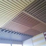 供应山东青岛室内装饰生态木长城板批发