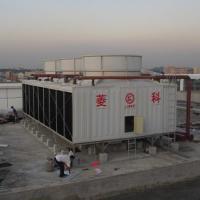 厂家供应600立方吨横流式低噪音冷却塔 菱科牌RT-600L/TB