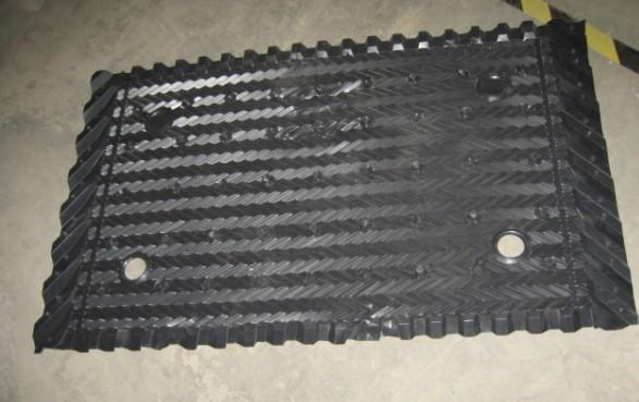 厂家供应方形横流式冷却塔填料 横流式冷却塔填料 方形冷却塔填料/胶片