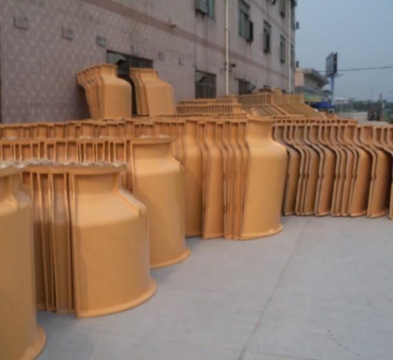 供应800T吨逆流式高温冷却塔 工厂直供 内贸/外贸首先 广东名牌