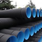 供应HDPE给水管材管件最新国家标准海扬