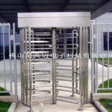 供应NGM三翼滚闸,珠海企业全高转闸,广州车站手动不锈钢十字旋转门批发