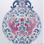 供应纹龙耳扁壶青花瓷器拍卖,古董拍卖,古玩拍卖,钱币拍卖,紫砂壶拍卖