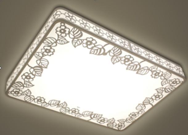 供应欧特朗春晓现代简约客厅卧室灯图片