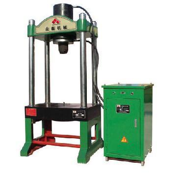 供应150吨四柱液压机