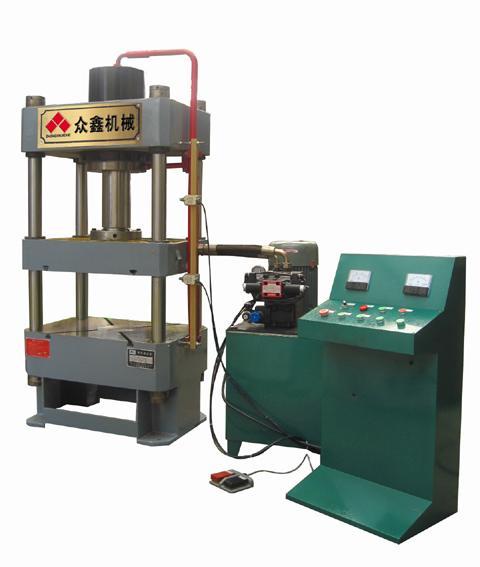 供应150吨四柱液压机四柱油压机