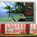 外墙多媒体广告播放显示屏P10全彩图片