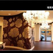 湖南湘潭背景玻璃马赛克图片