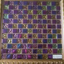 供应唐山酒店  KTV   家居  卫浴背景墙装饰玻璃马赛克公司图片