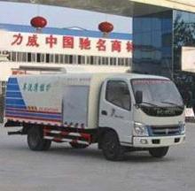 供应力威汽车福田护栏清洗车18771352992清洗车价格批发