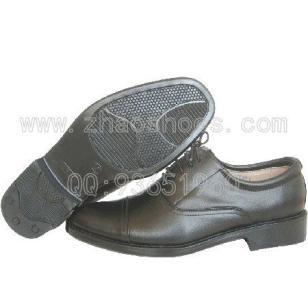 05式校尉三节头皮鞋图片