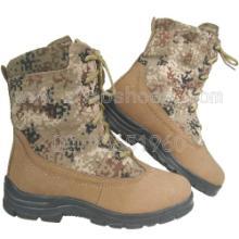 供应07防寒靴毛皮靴冬季男士靴子图片