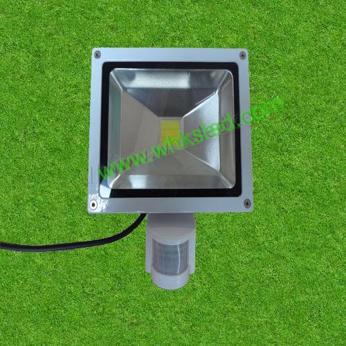 LED感应投光灯_LED感应投光灯生产厂家_LED感应投光灯批发_中山LED感应投光灯厂
