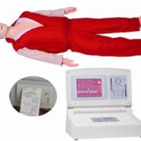 供应液晶彩显心肺复苏模拟人CPR680