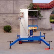供应铝合金单桅柱升降机图片