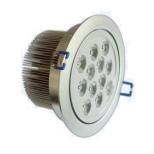 LED照明12W天花射灯图片