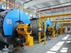 青岛燃油锅炉供应商燃气锅炉图片