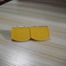 供应雅迪电动车脚踏板 电机保护架 后轮脚蹬批发