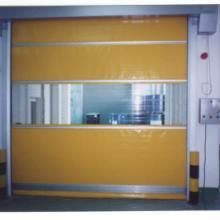 供应安装里水、九江、丹灶、狮山工厂PVC快速卷帘门高速卷帘门工厂卷帘图片