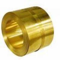 供应H62黄铜带进口黄铜带环保黄铜带东莞科昌厂家直销