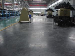 供应混凝土固化剂地坪图片