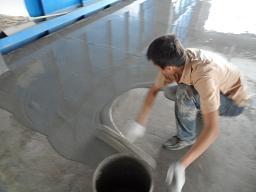 供应洛阳水泥地面起砂处理剂图片