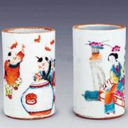 江苏斗彩瓷器鉴定斗彩瓷器的特点图片