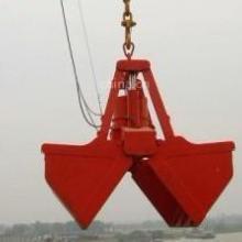 供应矿业装卸设备/电动液压双瓣抓斗/港口机械