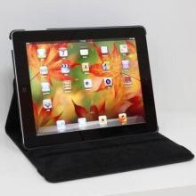 供应ipad3真皮皮套厂家直销ipad皮套苹果ipad2/3平板批发