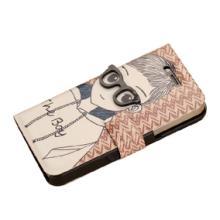 供应专业iphone4/4s保护套iphone手机贴皮苹果皮套批发