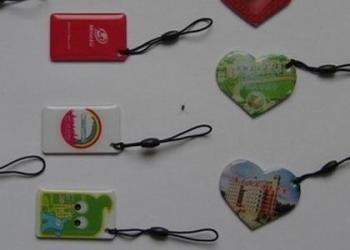 海南水晶滴胶卡制作图片