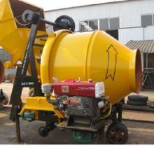 柴油动力翻转搅拌机厂家,柴油动力液压上料混凝土搅拌机,搅拌机批发