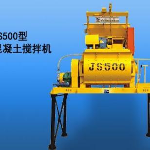 JS350-1500混凝土搅拌机价格图片